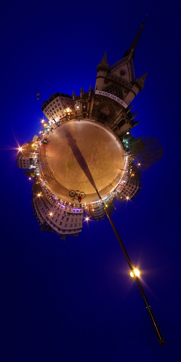 Extraordinary Examples Of Tiny Planet Photography