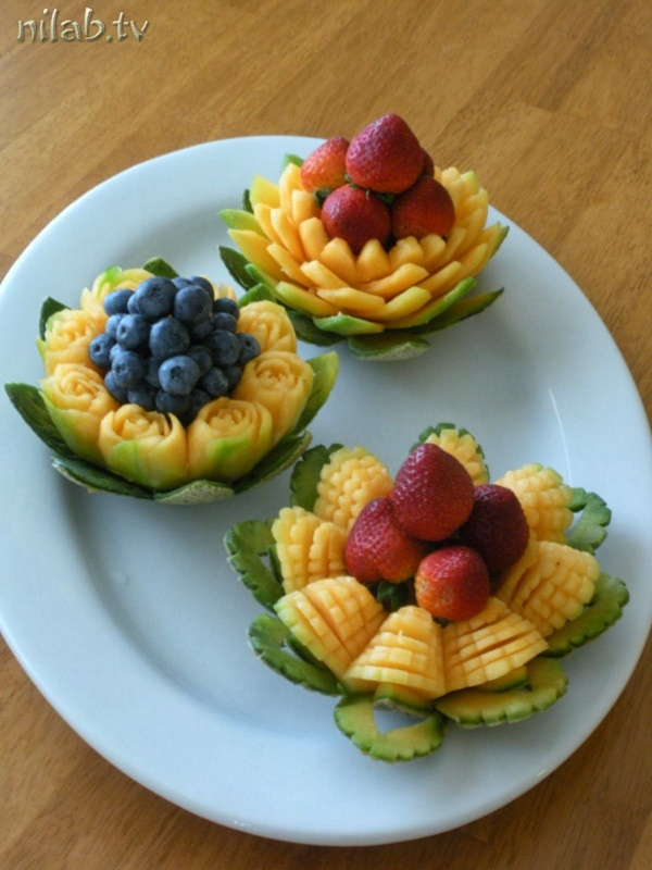 Artistic Food Presentation Ideas
