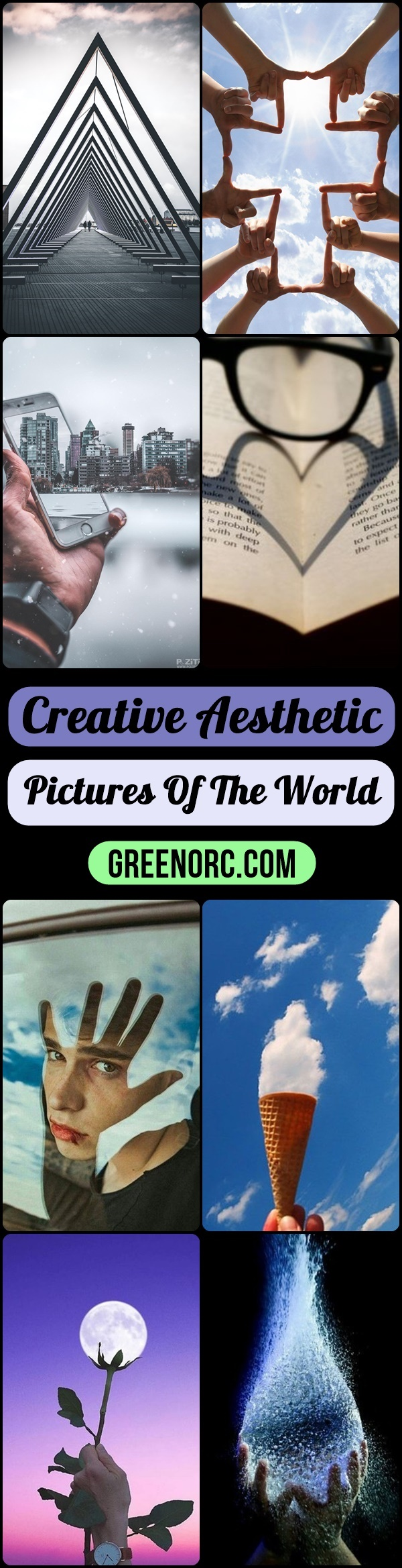 Creative Aesthetic Pictures Of The World