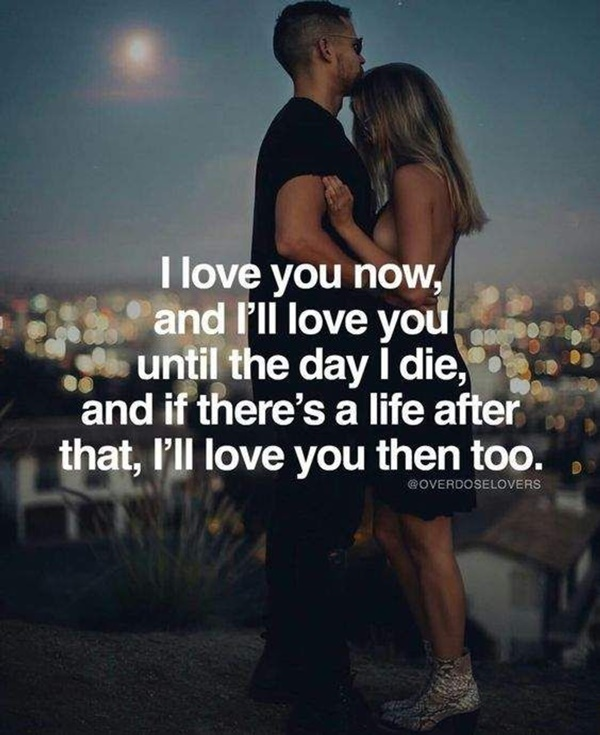 Perfect Love Quotes For Him To Express Your Love