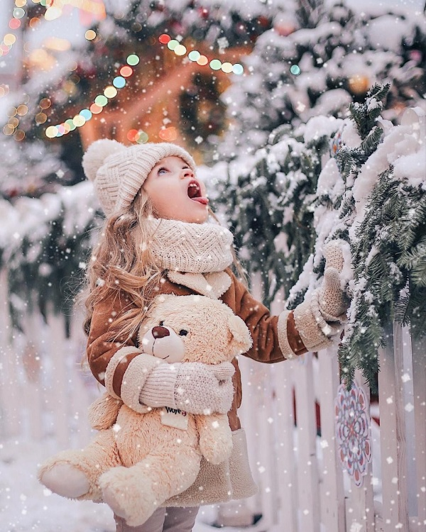 Creative Ideas For Winter Photography