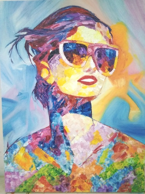 Easy Pop Art Painting Ideas For Beginners