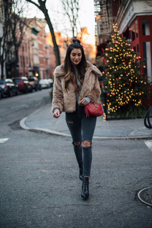 Edgy Winter Street Style Outfits To Copy