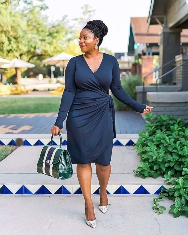Elegant Plus Size Work Outfits Ideas For Winter