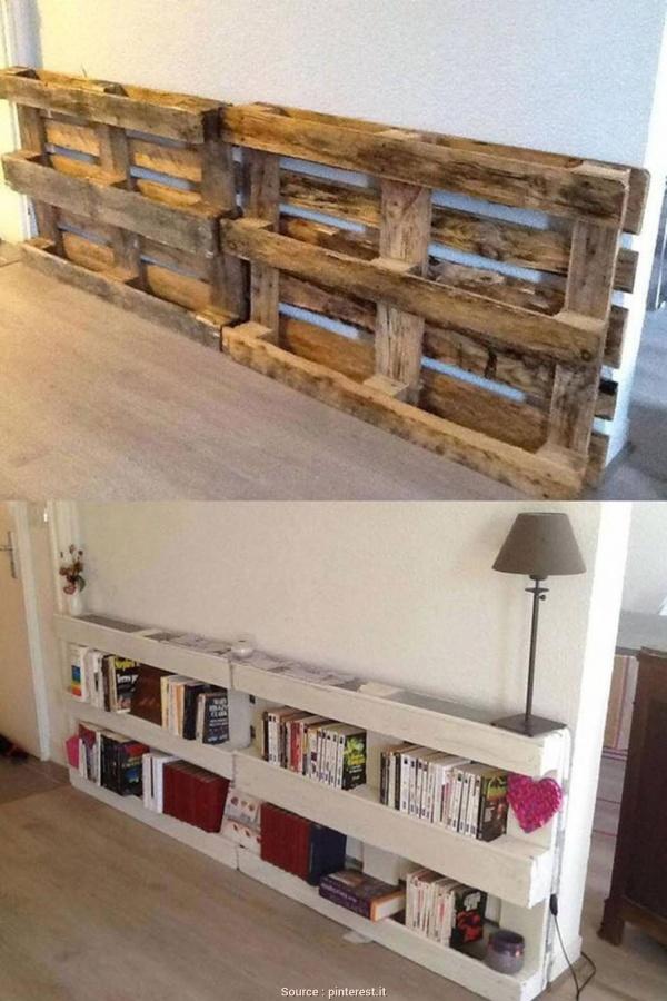 Easy DIY Bookshelf Ideas For Bookworms
